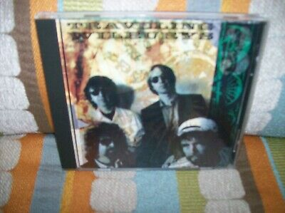Traveling Wilburys Vol. 3 Very Good++ CD George Harrison Beatles Tom Petty