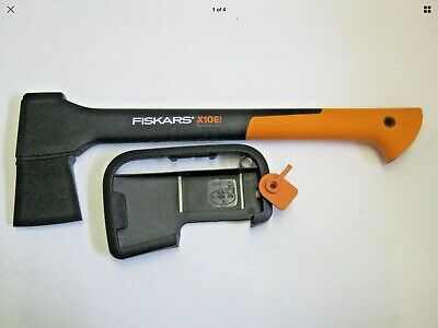 Fiskars Chopping Axe X10 New Universal Hatchet 980G