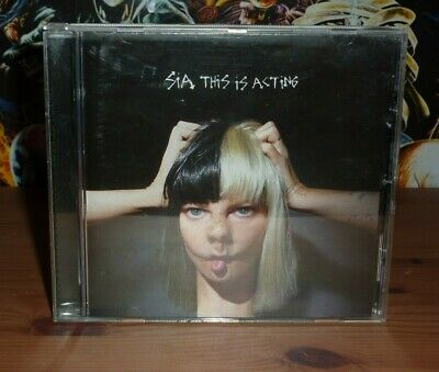 Sia This Is Acting CD (2016)