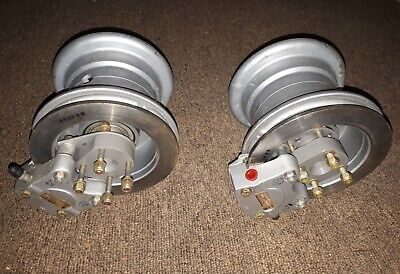 Cleveland Wheel Assembly 40-78B with 30-9 brake calipers