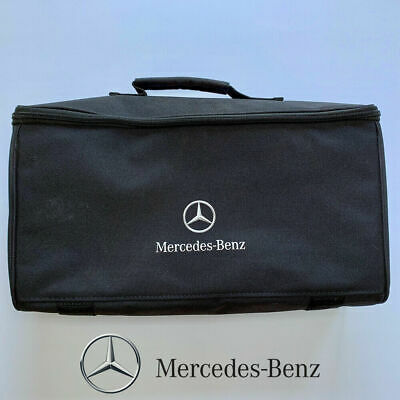 Genuine New Mercedes Benz Hybrid Plug In Charging Cable Storage Bag Case