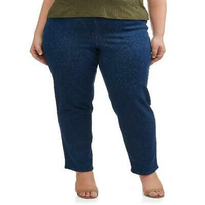 Womens Pull On Stretch Woven Pants Just My Size Plus also in Petite Choose Color