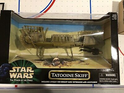 Star Wars Power Of The Force 2 Skiff