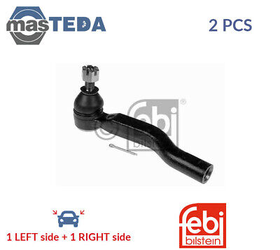 Tie Track Rod End Front//Right for TOYOTA AVENSIS 2.2 08-on D-4D 2AD-FHV Febi