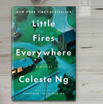 Little Fires Everywhere by Celeste Ng  [Electronic Book]📕 Fast Shipping