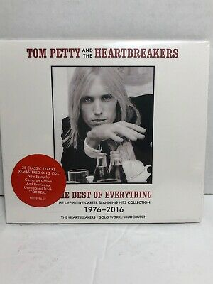 Tom Petty & The Heartbreakers Best Of Everything 2pk Cd