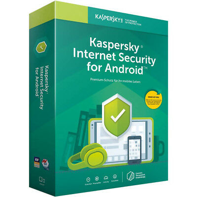 Kaspersky Internet Security für Android 2019 / 1 Gerät / 1Jahr / Mobile / Tablet