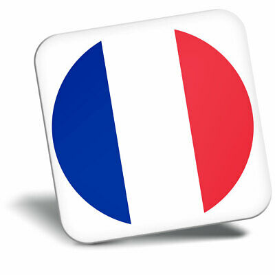 Awesome Fridge Magnet - France Flag Map French Cool Gift #9072