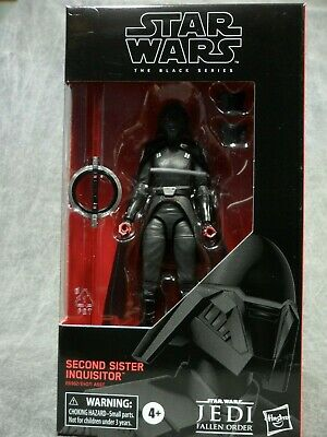 Star Wars Black Series NEW * Second Sister Inquisitor * #95 Figure 6-Inch Hasbro