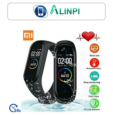 "Xiaomi Mi Band 4 Original Pulsera Pulsometro 0.95"" Amoled Bluetooth 5.0"