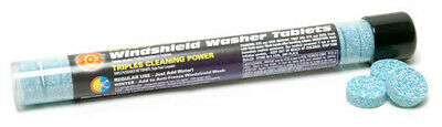 303 Windscreen Washer Tablets - 25 Pack of Windshield Cleaning Tablets