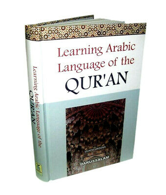 SPECIAL OFFER: Learning Arabic Language of the Quran (HB - DS)