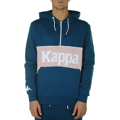 FELPA UOMO KAPPA Authentic Porta 3030Cm0.908 EUR 80,99