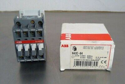 Relay 110-120VAC Coil Tested Used. ABB K31E