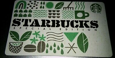 *NEW* 2019 Starbucks Winter Special Edition Gift Card