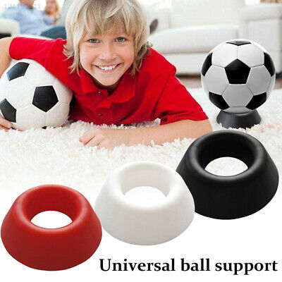 Ball Stand Display Rack Basketball Football Soccer HLgby Support Base Holder VH