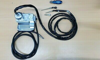 Anspach Black Max high speed surgical Pneumatic Air Drill set with Perforator