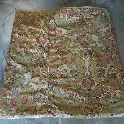 S 2 Pottery Barn Simone Floral Drapes Panels Curtains 50 X