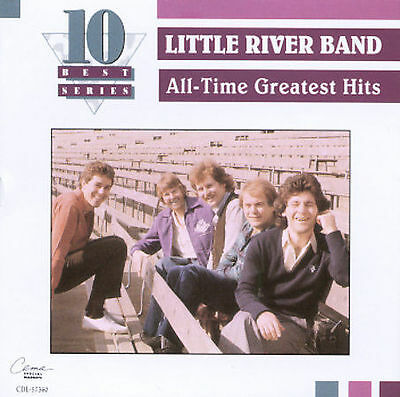 Little River Band All Time Greatest Hits (EMI) by  (CD, Nov-1990, EMI-Capitol...