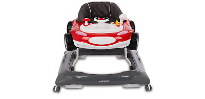 Mothercare Car Baby Walker - Interactive - Music - Lights - Mirrors