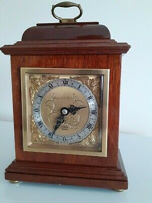 "Quality Elliott Of London Clock .Retailed By "" Mappin & Webb Ltd "" Of London."