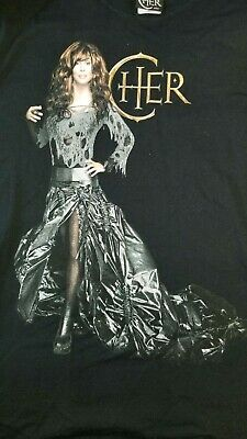 Cher The Colosseum Caesars Palace LV Concert Shirt