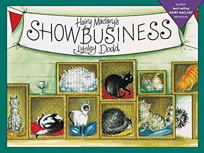Hairy Maclary's Showbusiness (Hairy Maclary and Friends), Dodd, Lynley, Used Exc