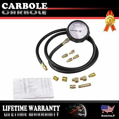 Engine Pressure Test Kit Tester Car Garage Tool Oil Warning Devices Set TU-11A