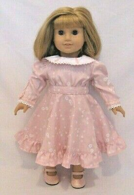 American Doll Pink Special Occasion Party Dress Clothes - 18 Girl Doll