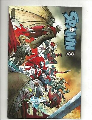 Spawn #300 Jerome Opena Variant Cover very fine+ (VF+) condition