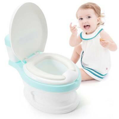 Kids Potty Chair Seat Baby Toddler Training Children Removable Toilet Seat Pro U