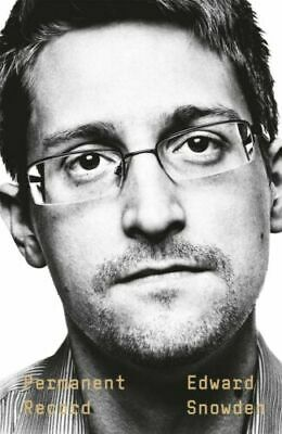 Permanent Record by Edward Snowden Social Activist Paperback NEW 2019