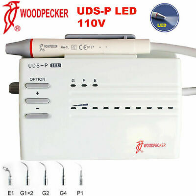 100% Woodpecker Dental Clinic Ultrasonic Piezo Scaler UDS-P LED Handpiece