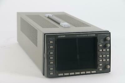 Leader LV 5700A Waveform Vector Multi SDI Monitor