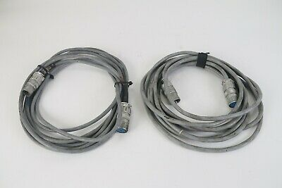 Norman 20' Extension Cord Cable Lot of 2