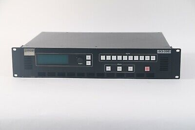 Barco DCS-200 Dual Channel Switcher
