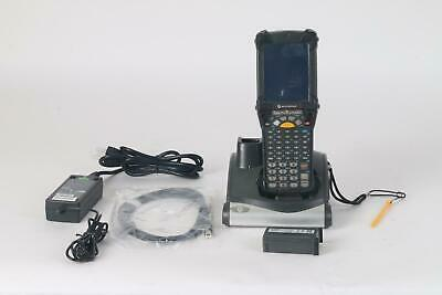 Motorola Symbol MC9190 Handheld Barcode Scanner WinCE6 with Cradle