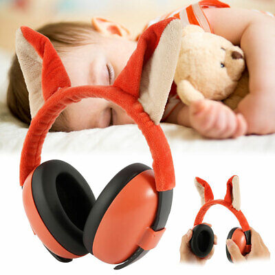 Kids Folding Ear Defenders Noise Reduction Protectors Muff Children Baby Child..