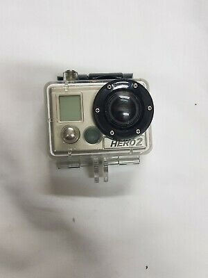 GoPro HD HERO2 Action Camera *Battery issue* Not fully tested