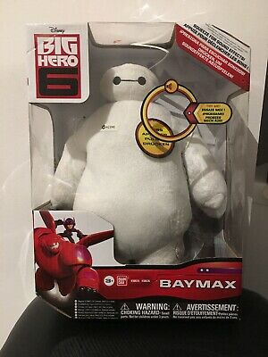 Baymax - Big Hero 6 - Squeeze For Sound Effects