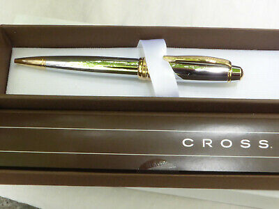 Cross Bailey, Medalist ball point pen, Chrome, AT 0452-6, NIB