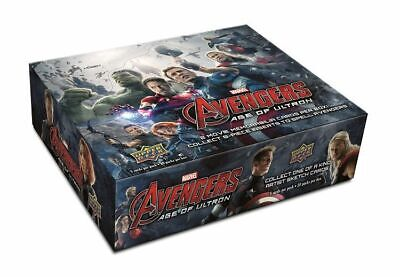 Upper Deck Marvel Avengers: Age Of Ultron Trading Cards - Hobby Pack (5 Cards)