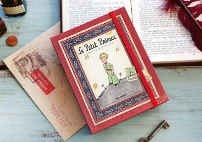 The Little Prince Diary Planner Scheduler Organizer Personal Agenda Stickers
