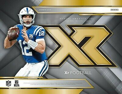 Detroit Lions - 2019 Panini Xr Football 1/3 Case (5 Box) Break #3