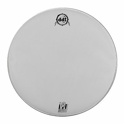 MagiDeal 13 Zoll zweilagiges Mesh Drum Head Set Silent Drumhead Bass Drum