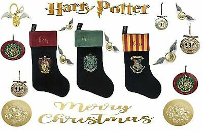 Harry Potter Personalised Stocking Christmas Gift Selection 2019/2020