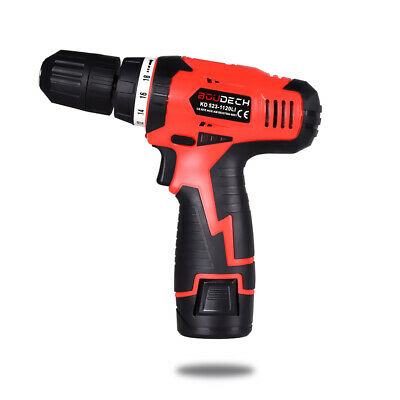 Spare Battery for Moss Pro 12V Rechargeable Li-on Lithium Cordless Drill Driver