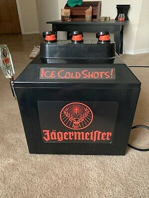 Jagermeister 3 Bottle Tap Machine Model# Jemus