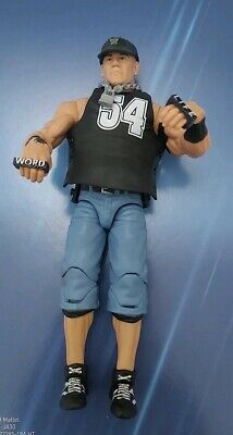 WWE Wrestling Figure Mattel ELITE DEFINING MOMENTS JOHN CENA COMPLETE