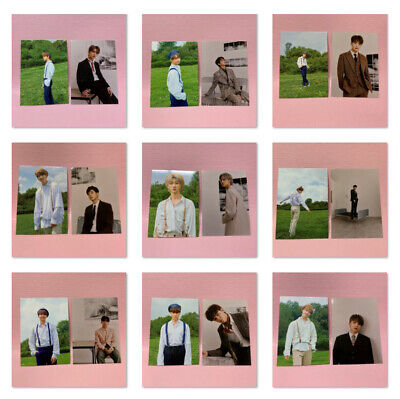 SEVENTEEN Official PHOTOCARD SET From KIHNO KIT 3rd Album AN ODE Photo Card Only